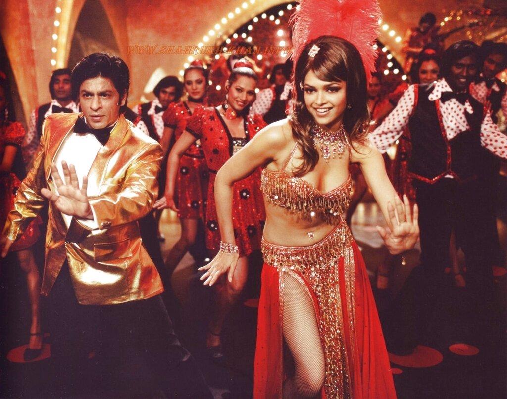 Om Shanti Om 2007 - sets