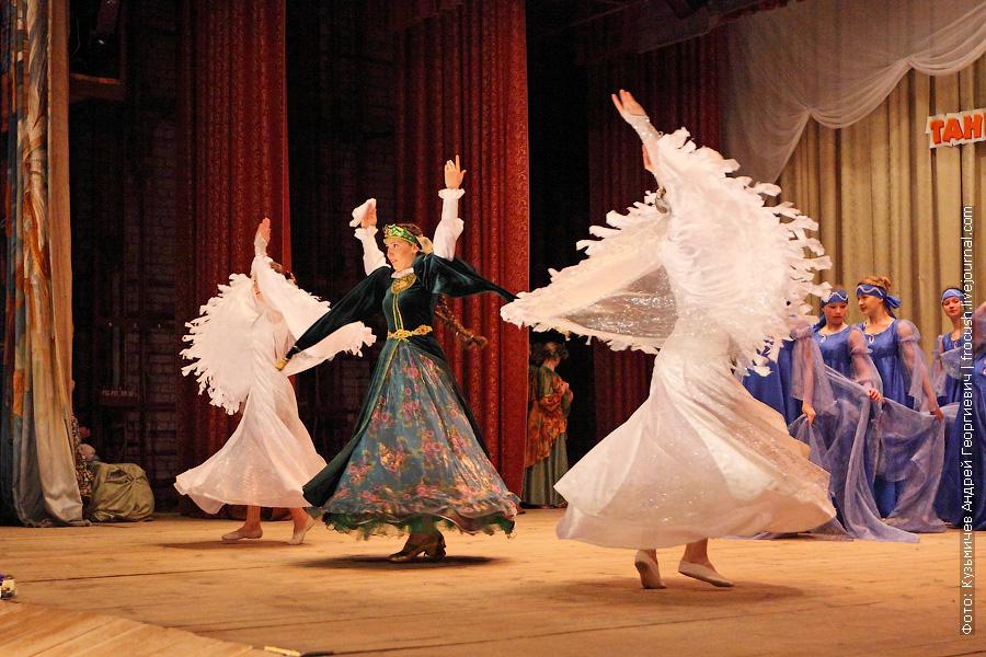 ожившая в танце картина Васнецова