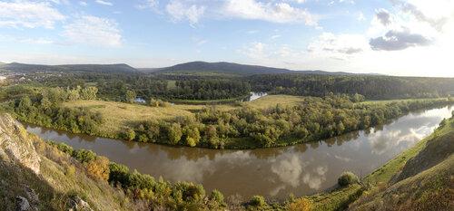 панорама, Ай в Петропавловке