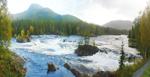 Мое путешествие по Норвегии в сентябре 2012 года - более 170...