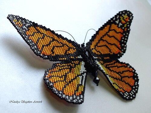 Бабочка Монарх «