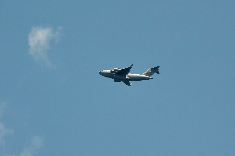 Сегодня открылся запорожский аэропорт - Цензор.НЕТ 1000