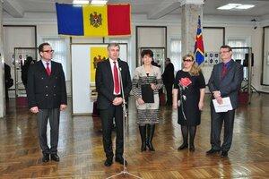 Выставка геральдики открылась в историческом музее в Кишинёве