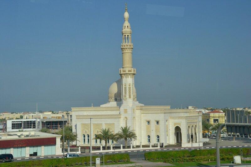 Мечеть...