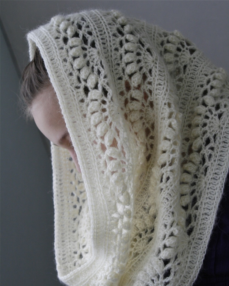 【转载】时尚女人---脖套 - 荷塘秀色 - 茶之韵