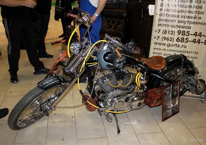 Тюнинг на Harley-Davidson