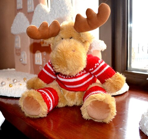Sweater for Deer Rudolf