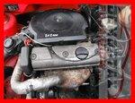 Двигатель ABD VW GOLF III SEAT IBIZA 1.4