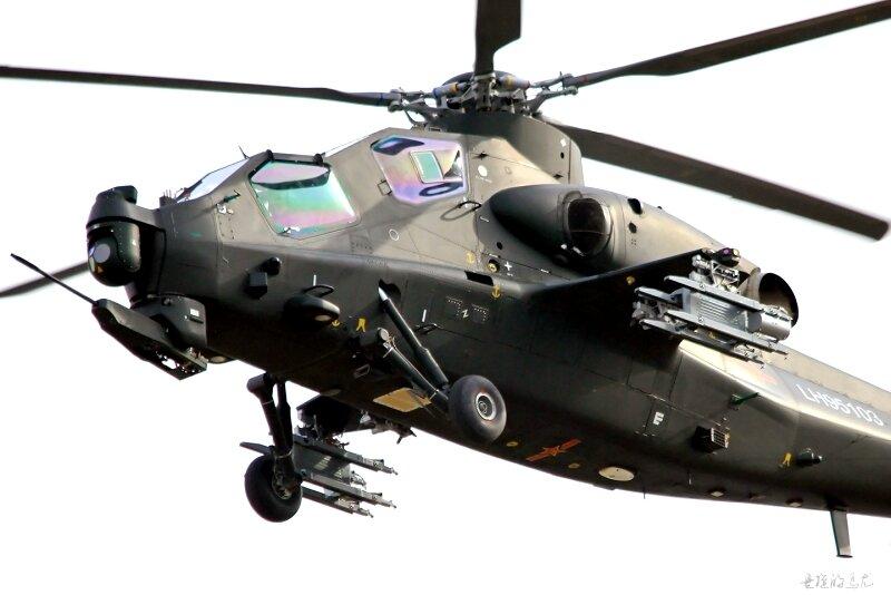 Фото боевых вертолетов