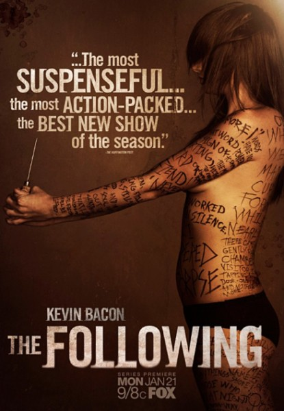 ������������� / The Following (2 �����/2014/WEBDLRip)