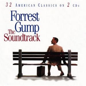 VA - Forrest Gump / Форест Гамп (1994) [OST]