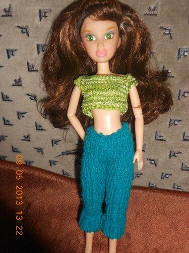 Гардероб моих куклят