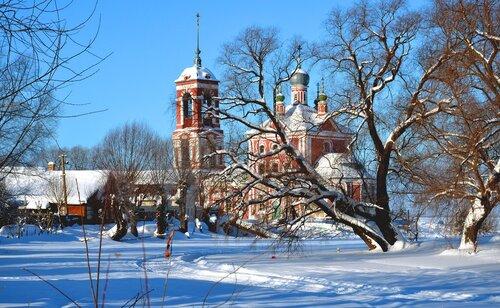 Церковь Сорока мучеников. Переславль-Залесский.