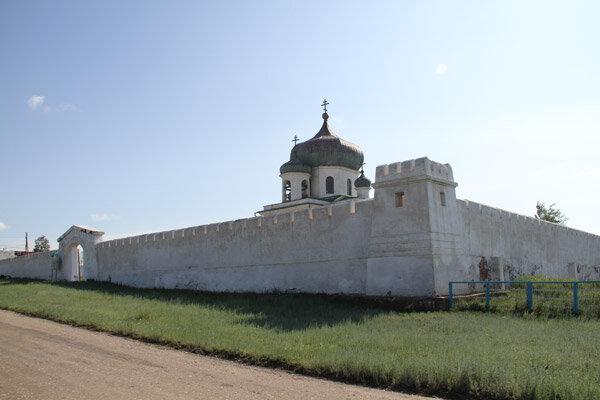 Крепость небольшого размера (06.05.2013)
