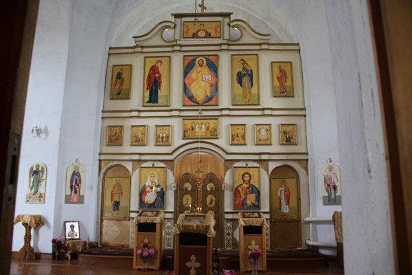 Церковь Николая Чудотворца (06.05.2013)