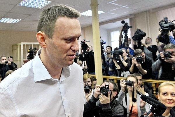 Суд над Навальным -2. Трансляция