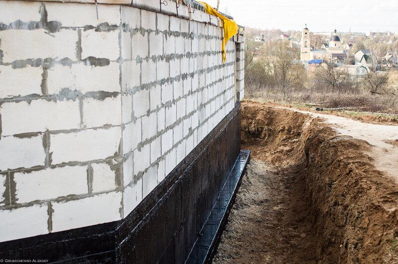 Какой стороной стелить гидроизоляцию к утеплителю