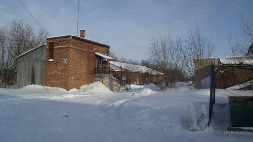 Фото города Инта №3792  Юго-западный угол Чернова 9 19.02.2013_13:02
