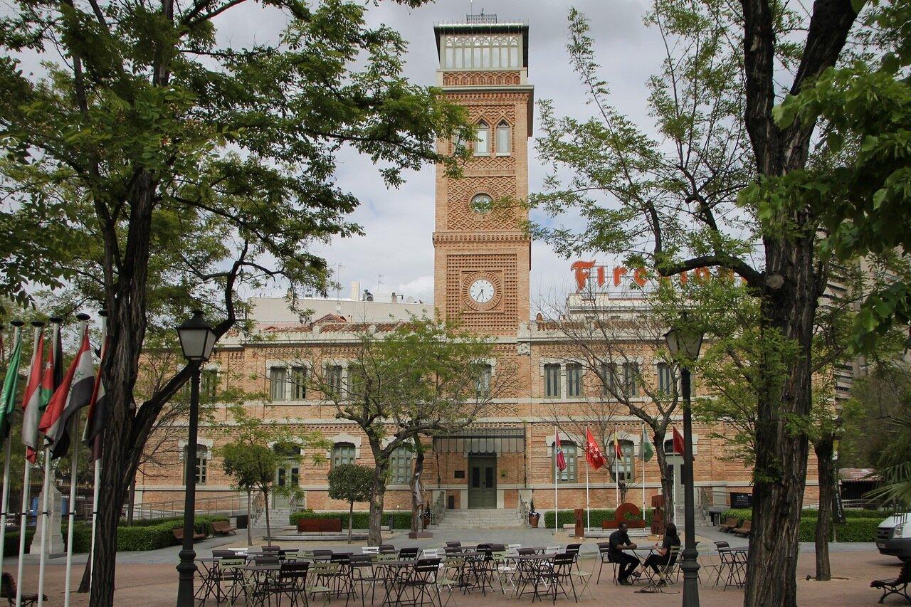 Мадрид. Школа Агирре (Escuelas Aguirre)