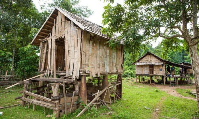 Лаосские опасные находки (11 фото)
