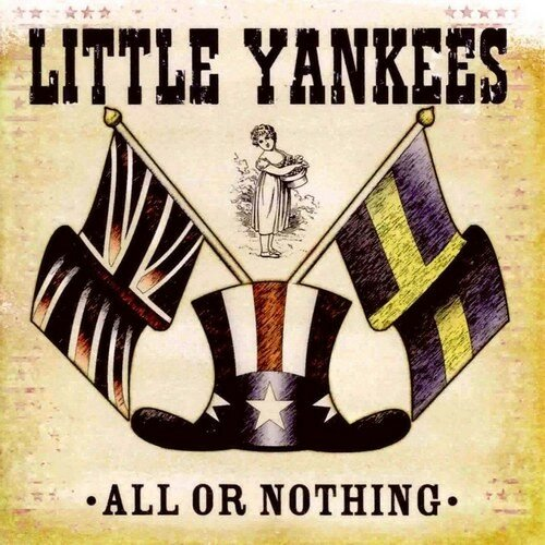 (Melodic Rock | AOR) Little Yankees - All Or Nothing - 1997, MP3, 320 kbps