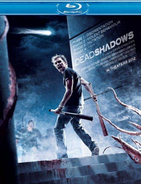 Мертвые тени / dead shadows (2012/Bdrip 720p/Hdrip)
