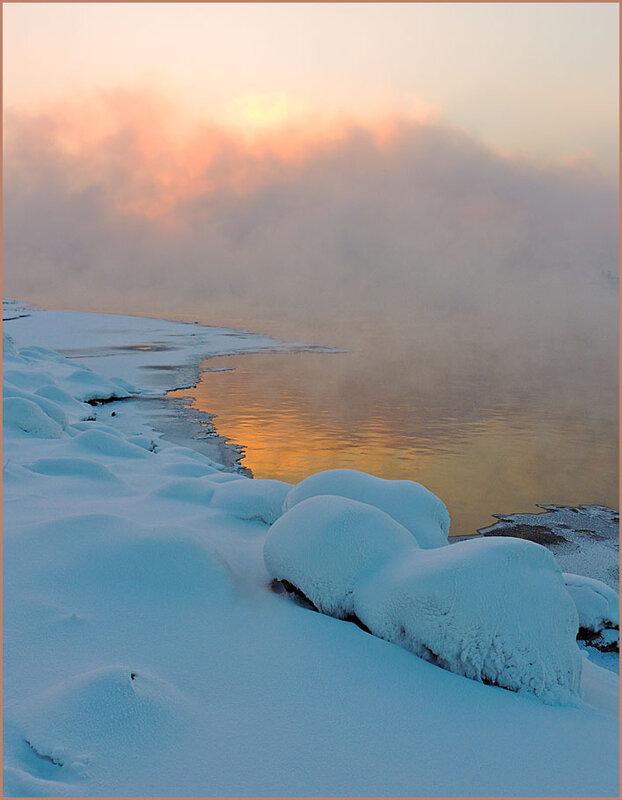 Сибирь, сказочная страна
