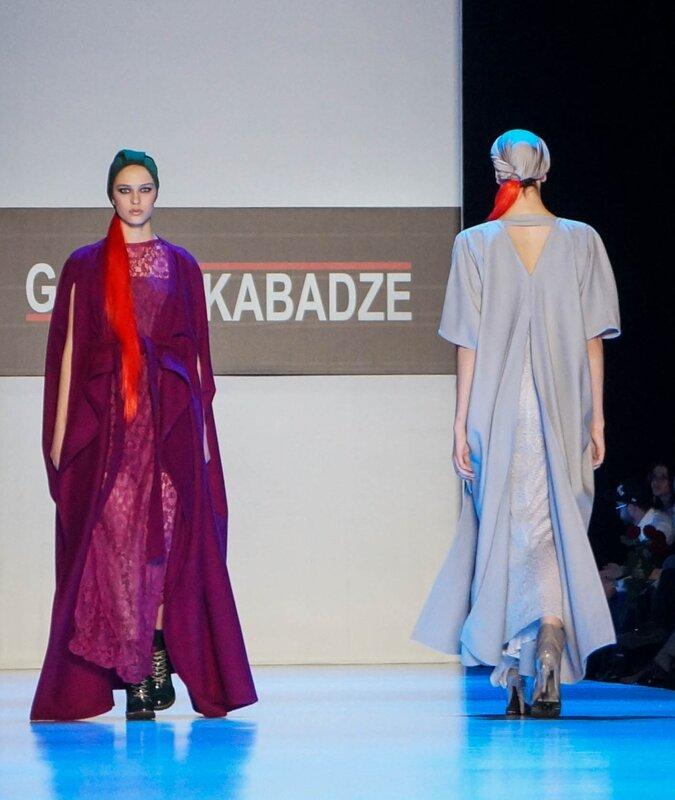 0 81752 82de984f XL Goga Nikabadze на Mercedes Benz Fashion Week