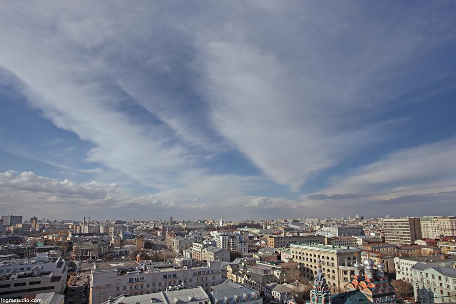 Москва высотная