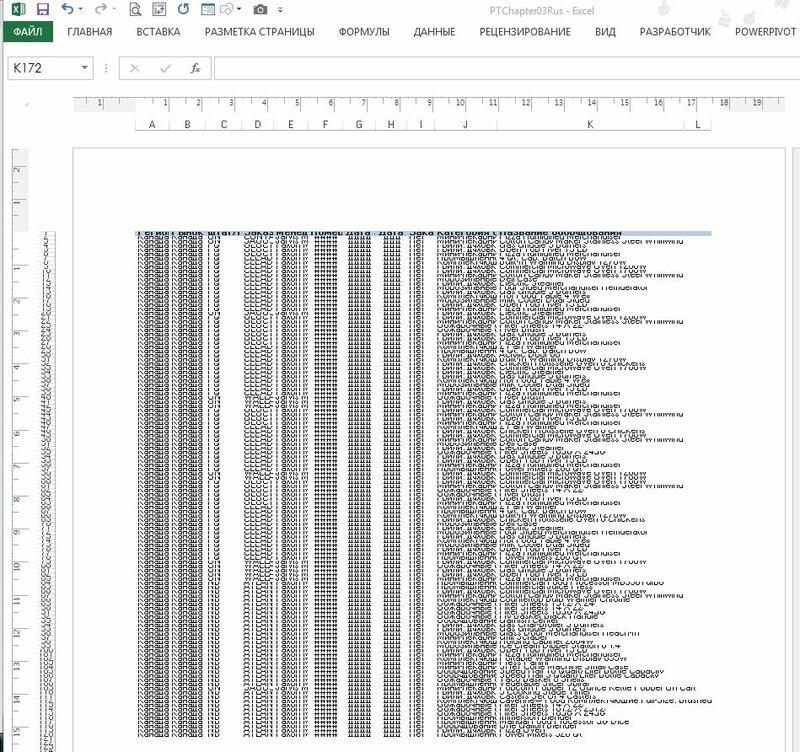 Рис. 190.2. Программа сокращает печатный материал так, чтобы он поместился на одной странице