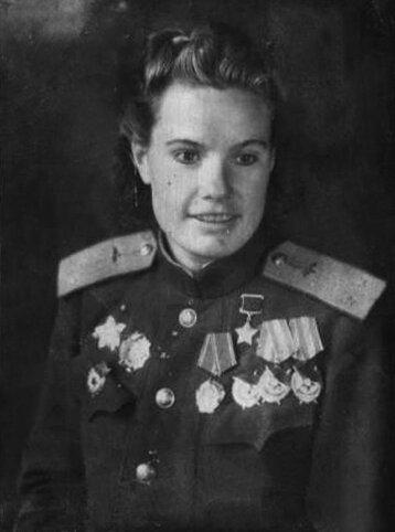Распопова нина максимовна герой советского союза