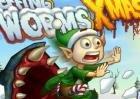 Гномики Деда мороза против Вормс - игра для винкс сайта