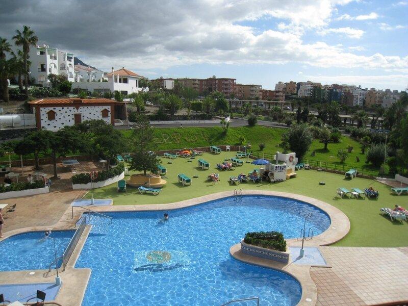 Тенерифе, Callao Salvaje, Tropical Park