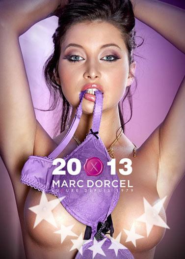 Эротический календарь студии Marc Dorcel на 2013 год