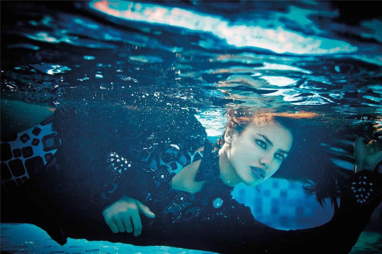 Irina Shayk / Ирина Шейк в купальниках Agua Bendita, коллекция 2013