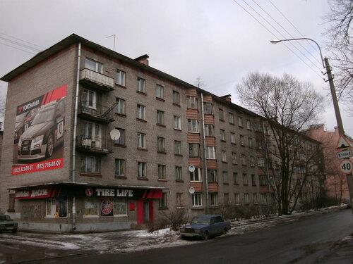 Сердобольская ул. 39к1