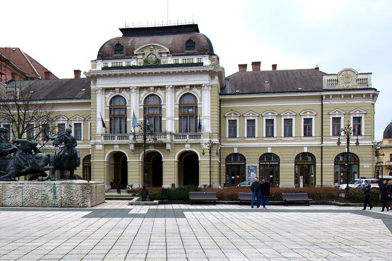 Polgármesteri Hivatal Eger