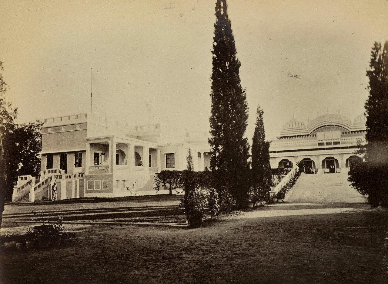 88. Резиденция в Джайпуре