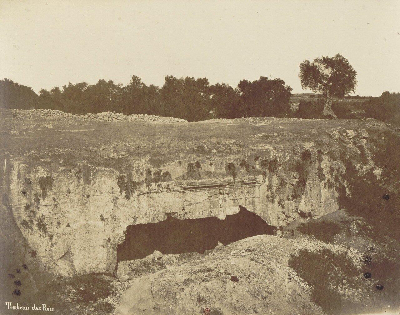 Гробницы царей. Иерусалим