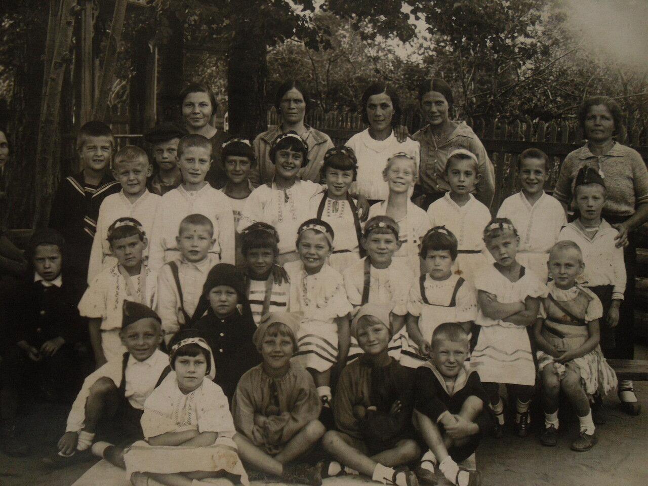 1938. Детский сад. Салтыковка