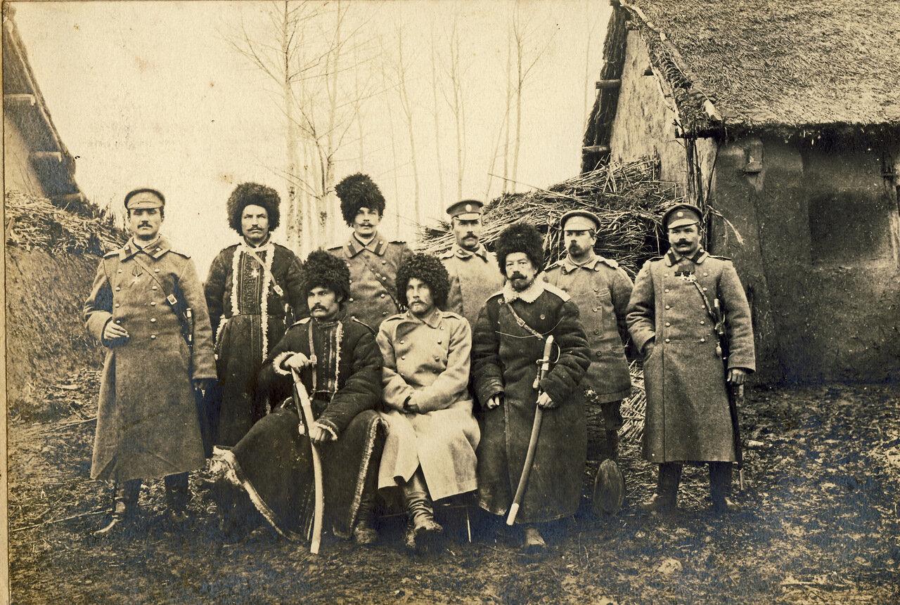 220 Епифанский полк. Маньчжурия, 1905 г.