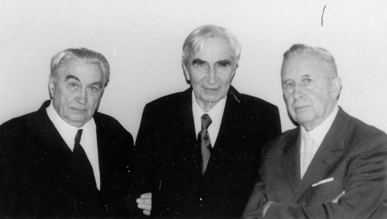 1977 г. Братья Воробьевы