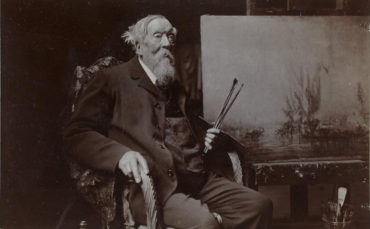 Феликс Франсуа Жорж Филибер Зим (1821-1911).
