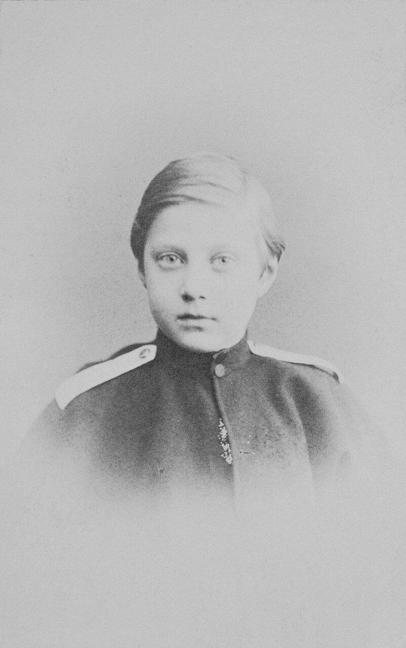 Великий князь Константин Константинович, второй сын великого князя Константина Николаевича и великой княгини Александры Иосифовны