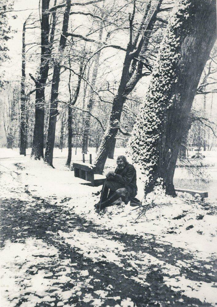 Зимой 1898 года