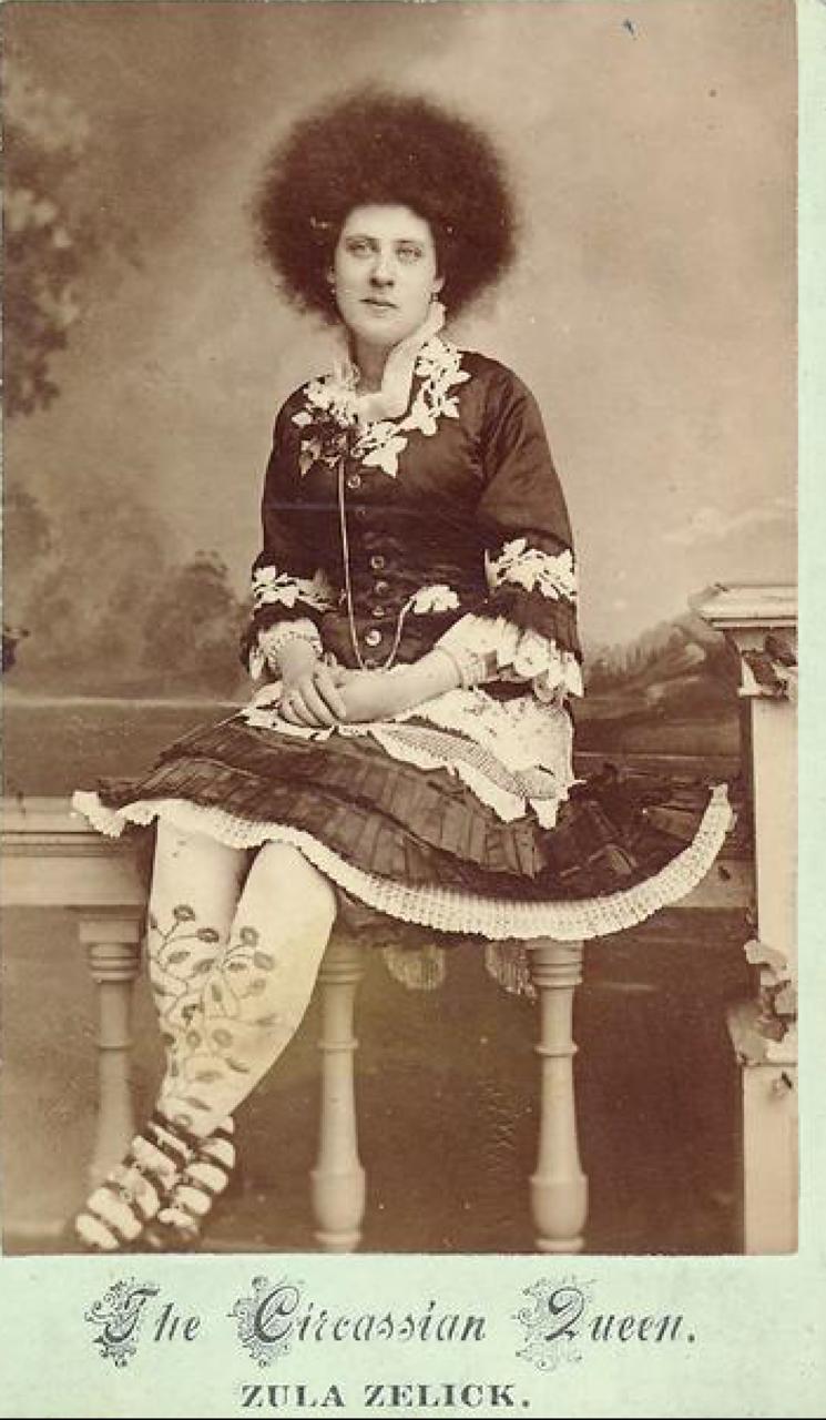 Зула Зельник, черкесская королева