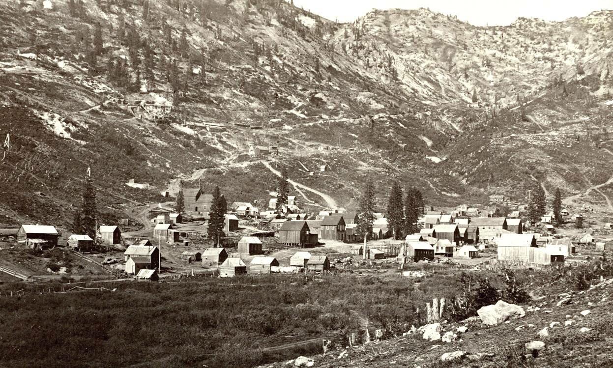 Коттонвуд, штат Юта, ок. 1873 года