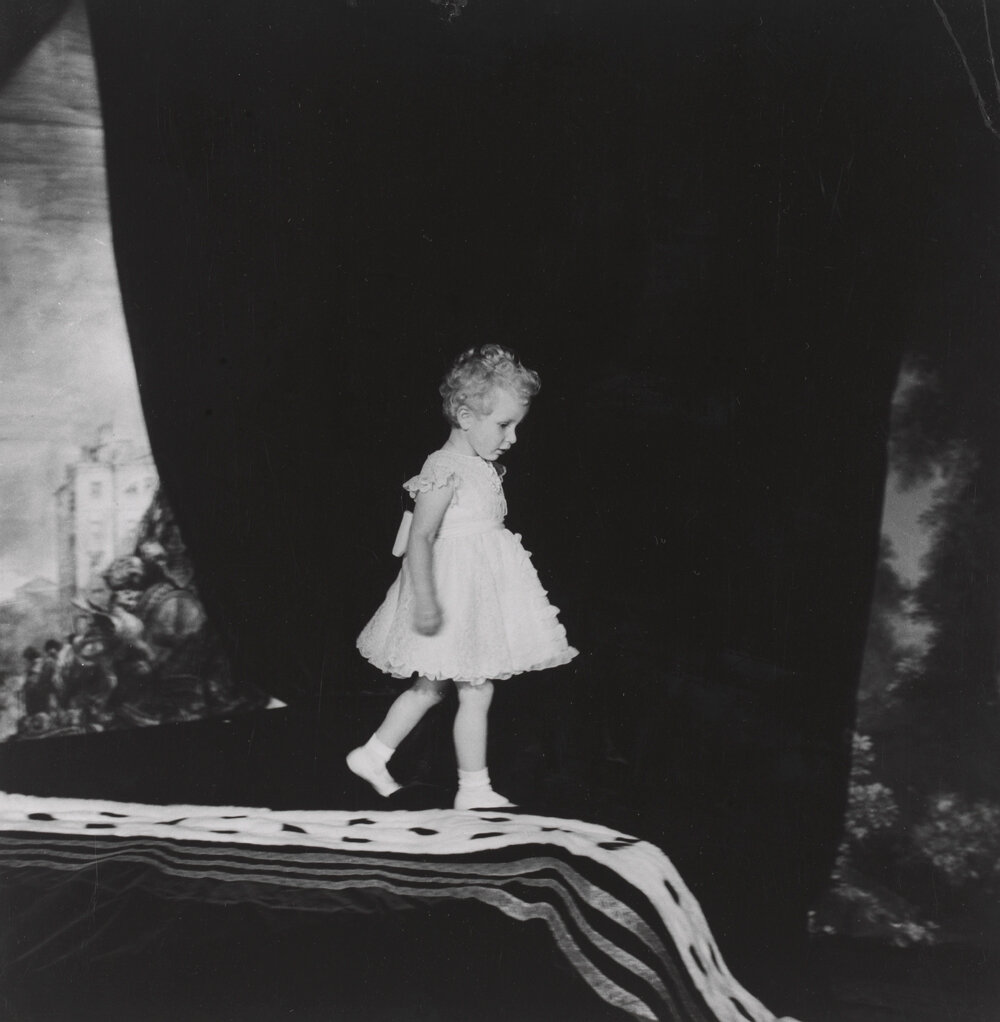 Принцесса Анна 2 июня 1953 г.