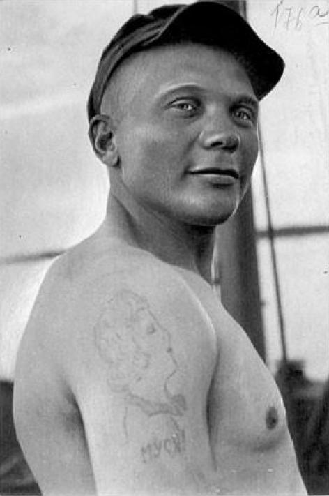 Portrait of a prisoner of a labor camp, 1930's.
