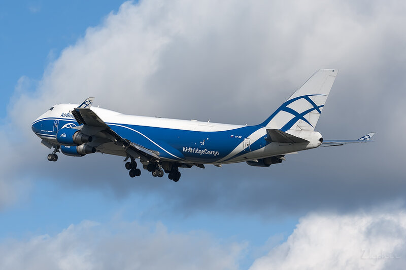 Boeing 747-46NERF (VP-BIK) Air Bridge Cargo DSC6864
